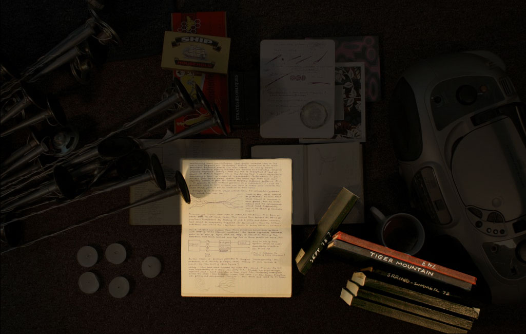 Click here to take a peek into Brian Eno's personal notebooks